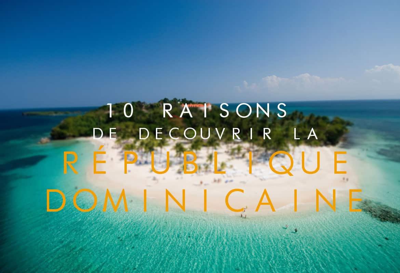 10 raisons de visiter la r publique dominicaine for Piscine jardin de la republique