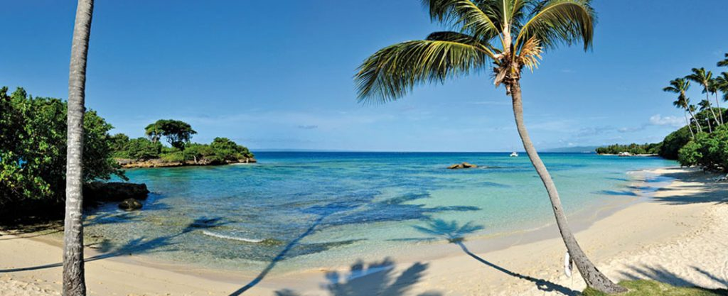 Cayo Levantado en république dominicaine