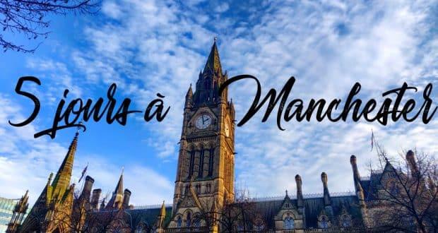 Visite de Manchester