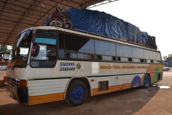 Bus Cambodge