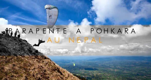 COUVERTURE parapente Nepal