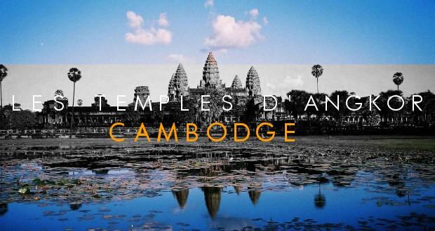 COUVERTUREles temples d 'angkor