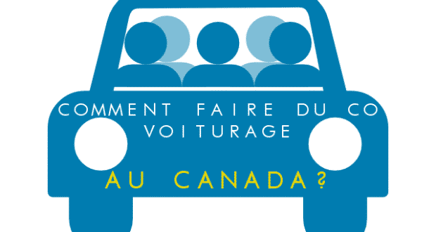 Co voiturage au canada