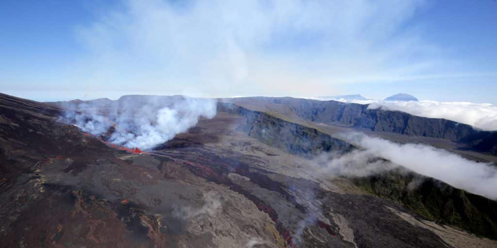 FRANCE-OVERSEA-REUNION-VOLCANO