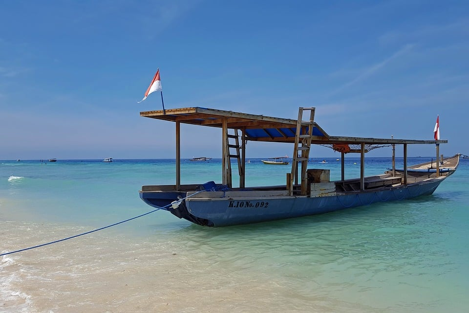 Gili Island2