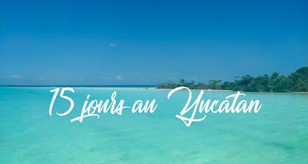 L 'incontournable du Yucatan au Mexique