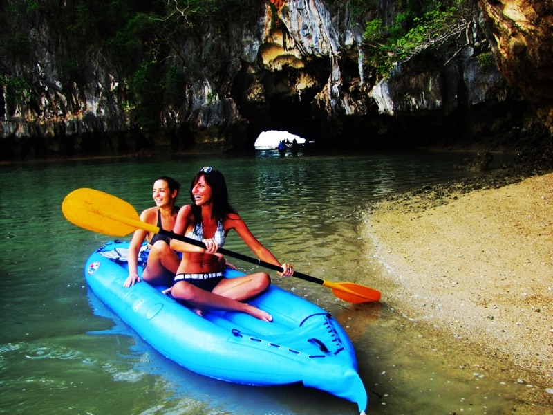 Kayak Thailande00