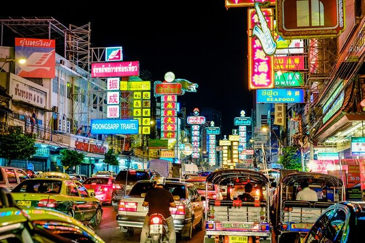 chinatown thailande