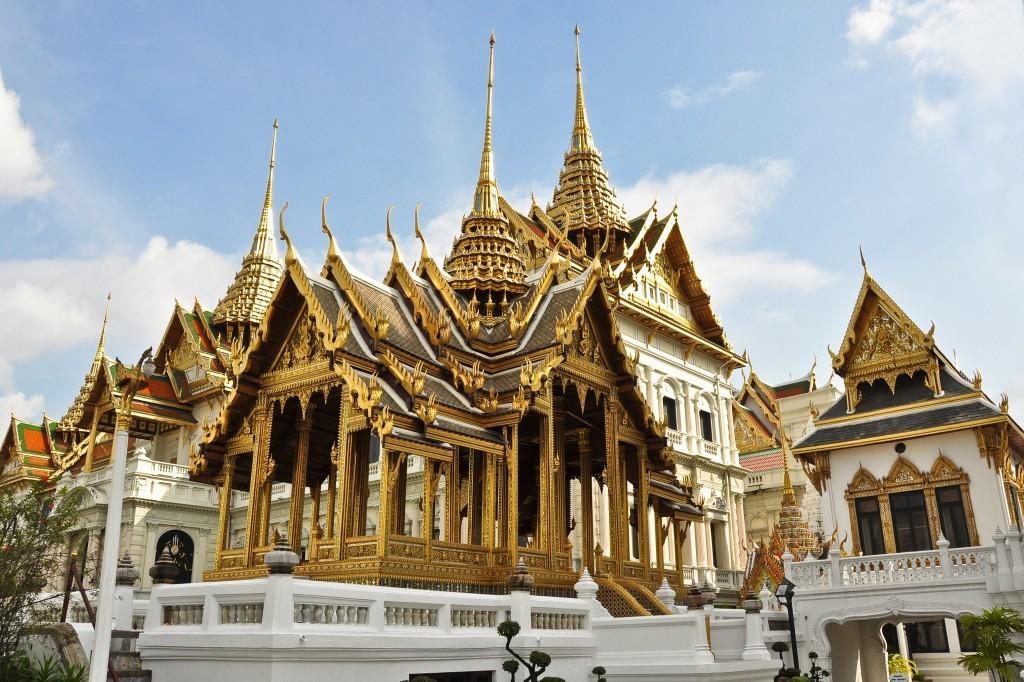 Le grand palais thailande