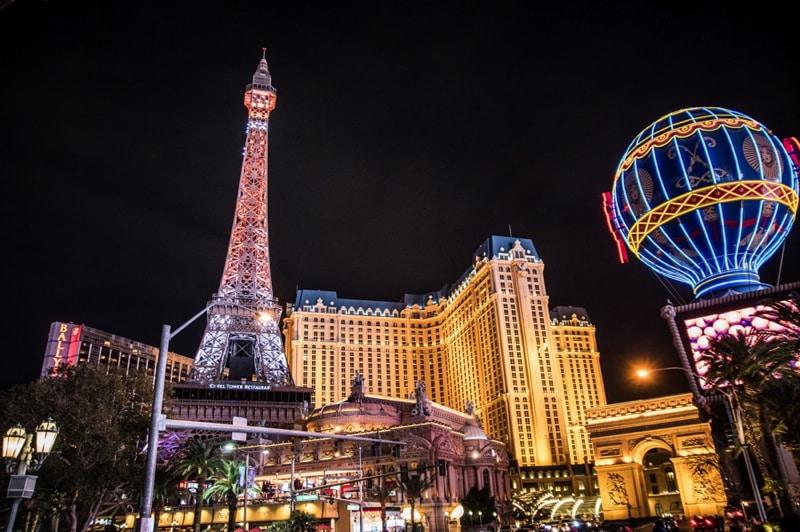 Hotel Paris Paris Las Vegas