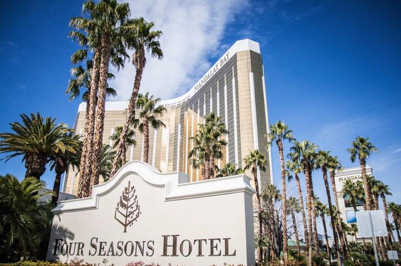Hotel Mandarin Bay a Las Vegas
