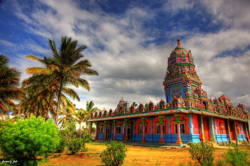 Les temples tamouls Source