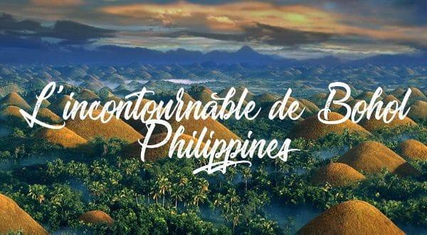 Lincontournable de Bohol