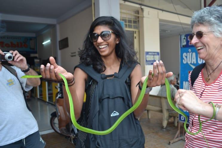 Marche serpent vietnam01