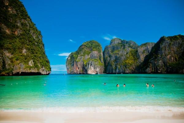 Maya-Bay thailande