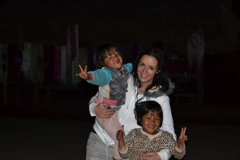 moi dans le nord de la thailande a chiang mai