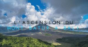 Mont Batur a Bali