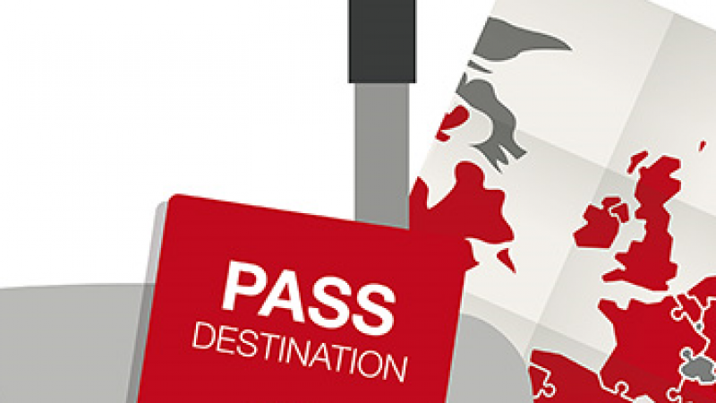 Pass destination