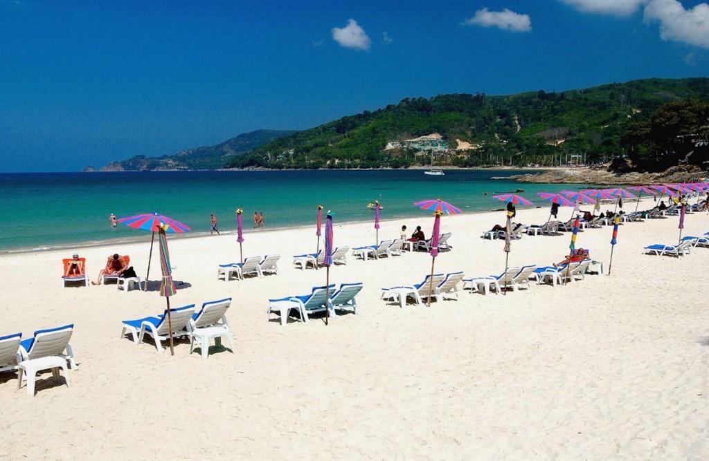 Patong-Beach-Phuket thailande