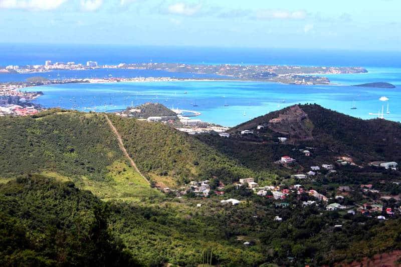 Pic du Paradis Saint Martin