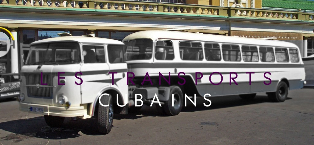 les transports en commun cubains. Black Bedroom Furniture Sets. Home Design Ideas