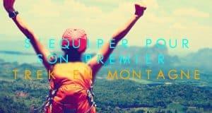 Premier trek en montagne