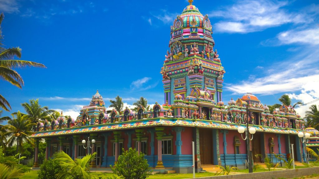 Temples Tamoul