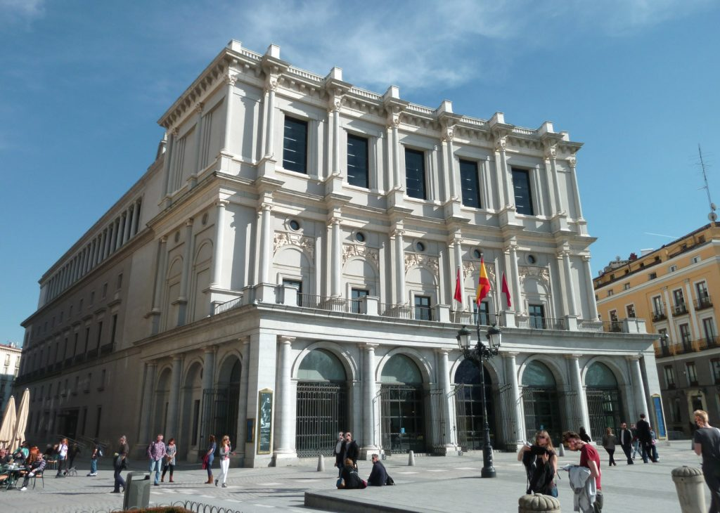 Theatre madrid