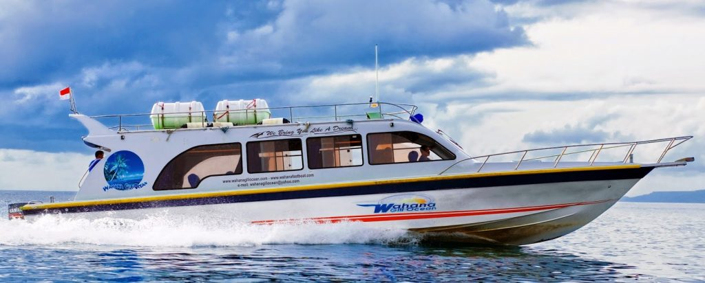 Fastboat Gili Bali
