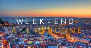 Weekend a Lisbonne