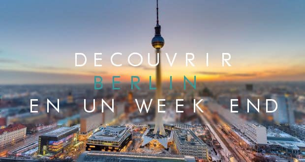 berlin en un week end