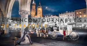 COUVERTURE L'INCONTOURNABLE DE Cracovie