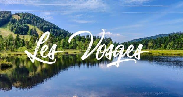 Lac Lispach Vosges