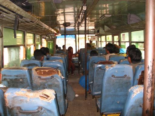 nepal bus local