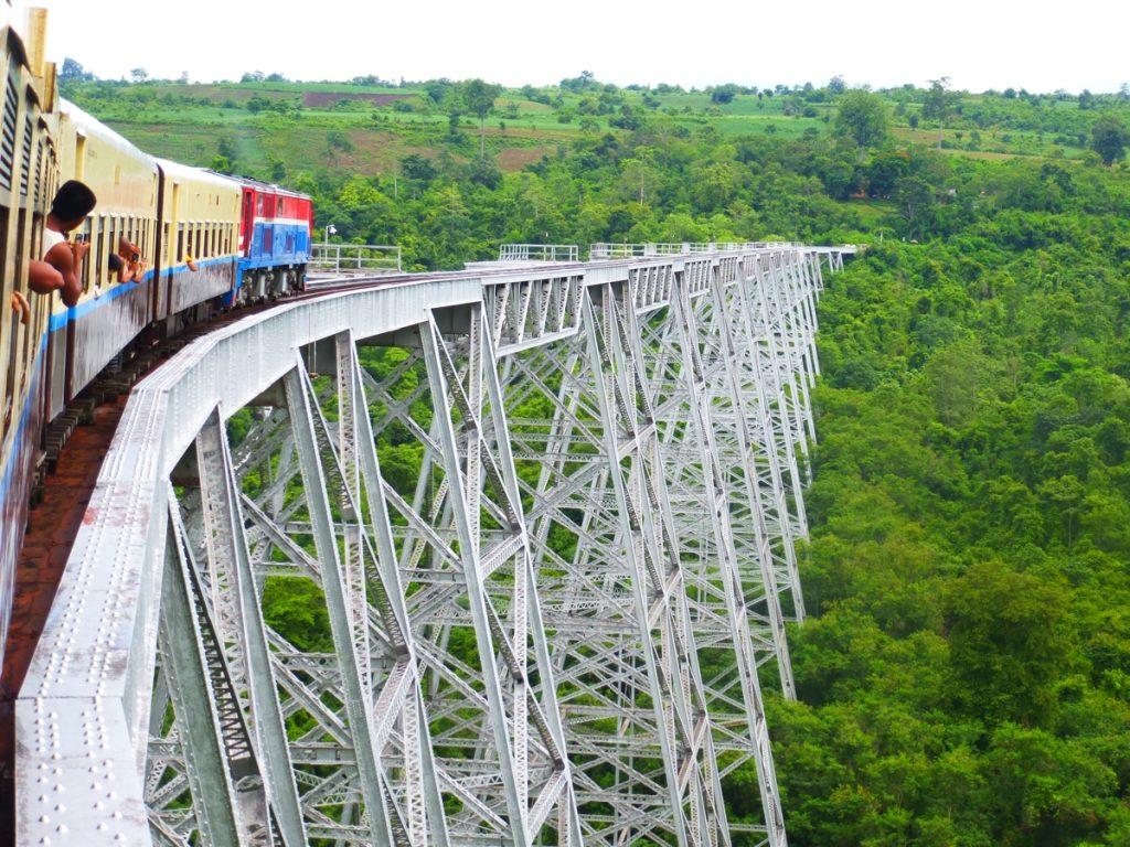 Viaduc Birmanie
