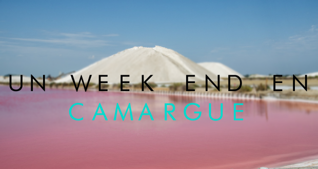 Un week end en Camargue